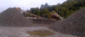 Bluestone Mines Tasmania - Site visit in August 2013